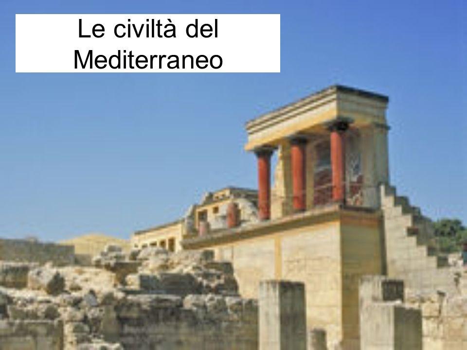 Le civiltà del Mediterraneo