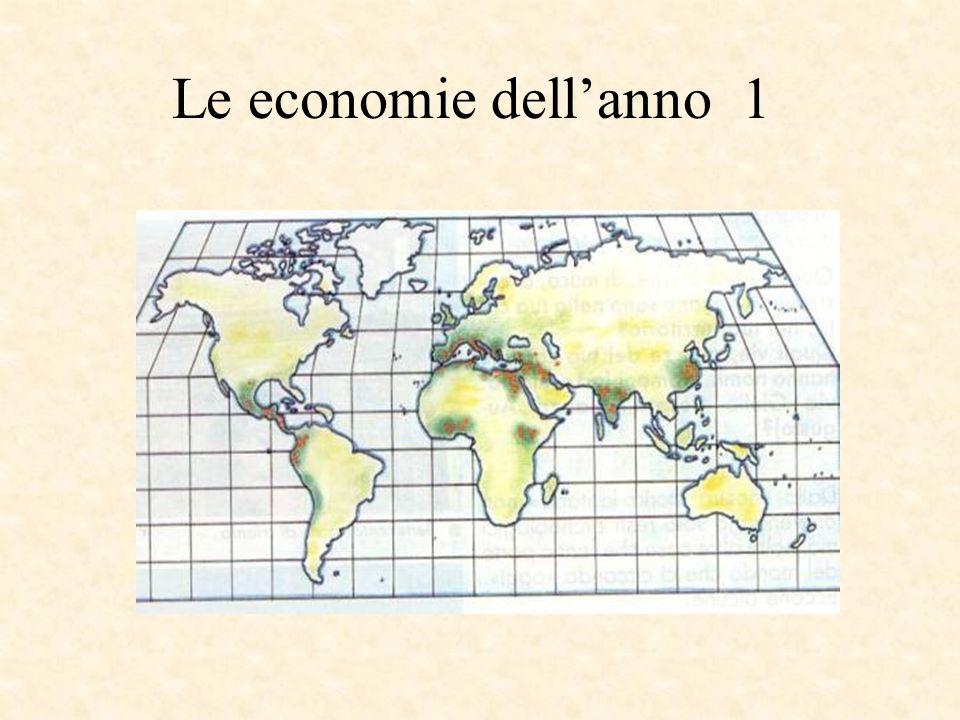 Le economie dellanno 1