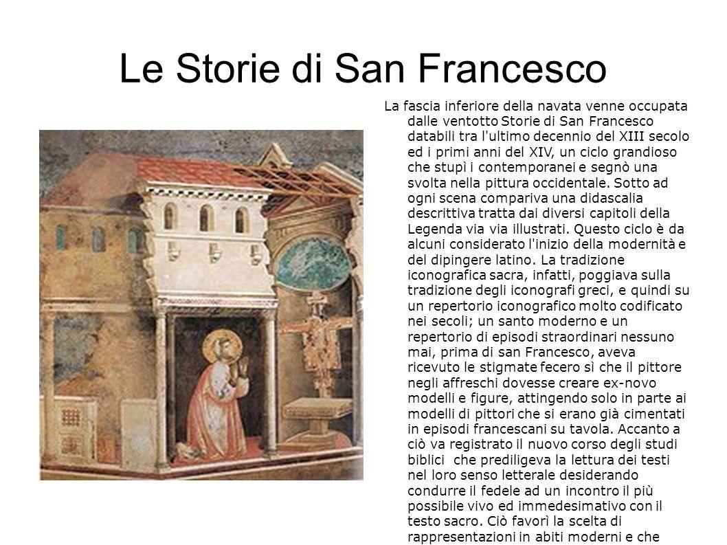 Croce di Santa Maria Novella Il primo capolavoro fiorentino è la grande Croce di Santa Maria Novella databile attorno al 1290.