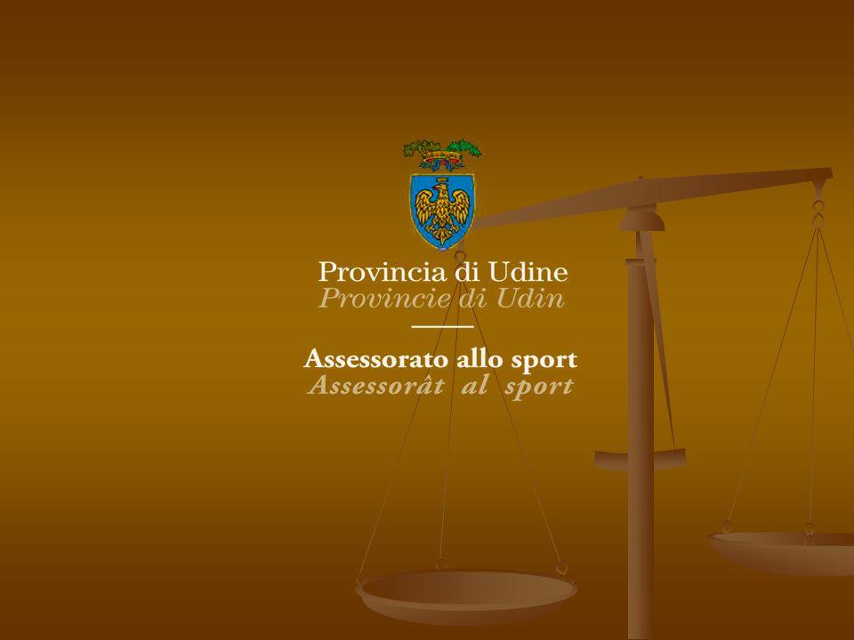 Le Linee Guida nelle Attività Ricreative in Provincia di Udine Le politiche ricreative in questi ultimi anni hanno assunto un ruolo determinante nel contesto sociale.