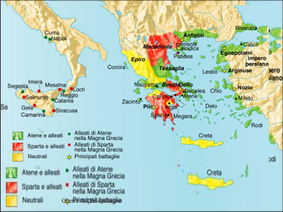 Guerre del Peloponneso