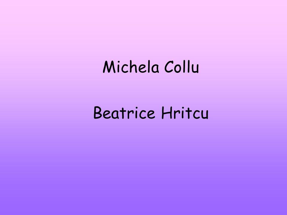 Michela Collu Beatrice Hritcu