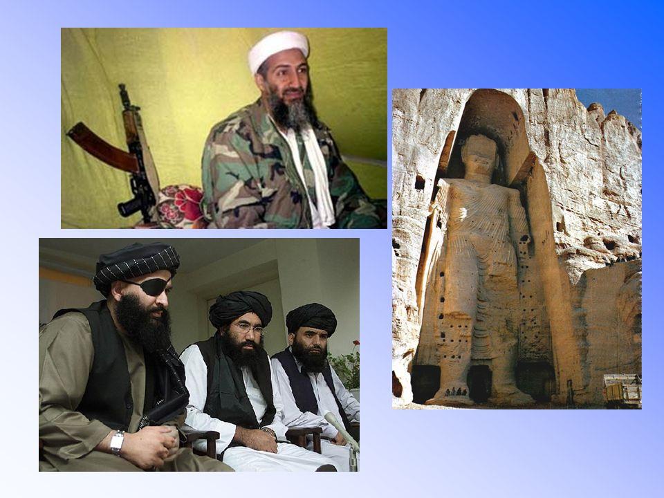 9 – 9 - 2001Muore Massoud, capo della resistenza antitalebana