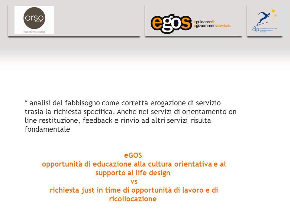 YOUR LOGO HERE Page 8 GRAZIE PER LATTENZIONE Per contatti antoniazzi@cooperativaorso.it egos@cooperativaorso.it