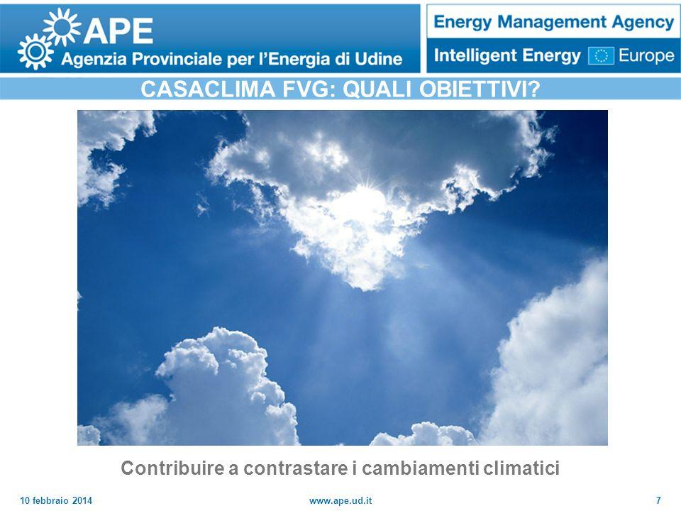 8 maggio 2009www.ape.ud.it18 MINIMIZZARE IL FABBISOGNO DI ENERGIA COPRIRE IL RIMANENTE (MINIMO) FABBISOGNO CON ENERGIE RINNOVABILI O CON CALORE RESIDUO STRATEGIA: LA SCELTA VINCENTE