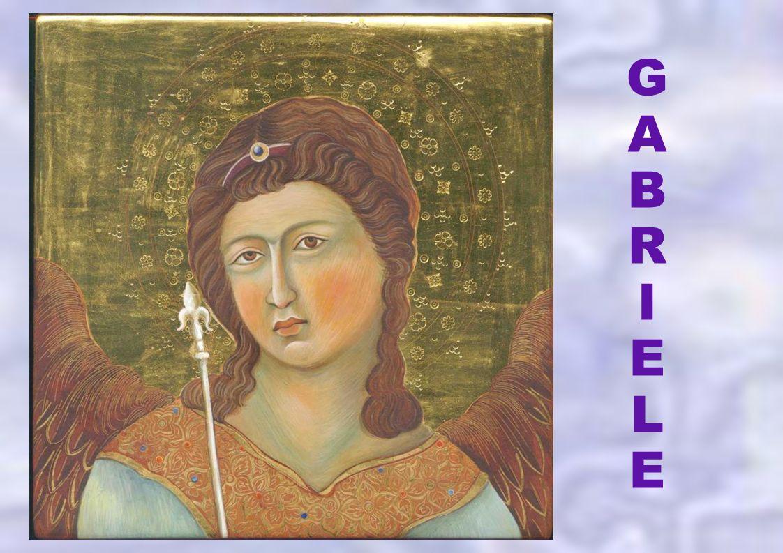 NUOVO TESTAMENTO Nel Nuovo Testamento Gabriele annuncia a Zaccaria la nascita di Giovanni Battista e a Maria la nascita di Gesù.
