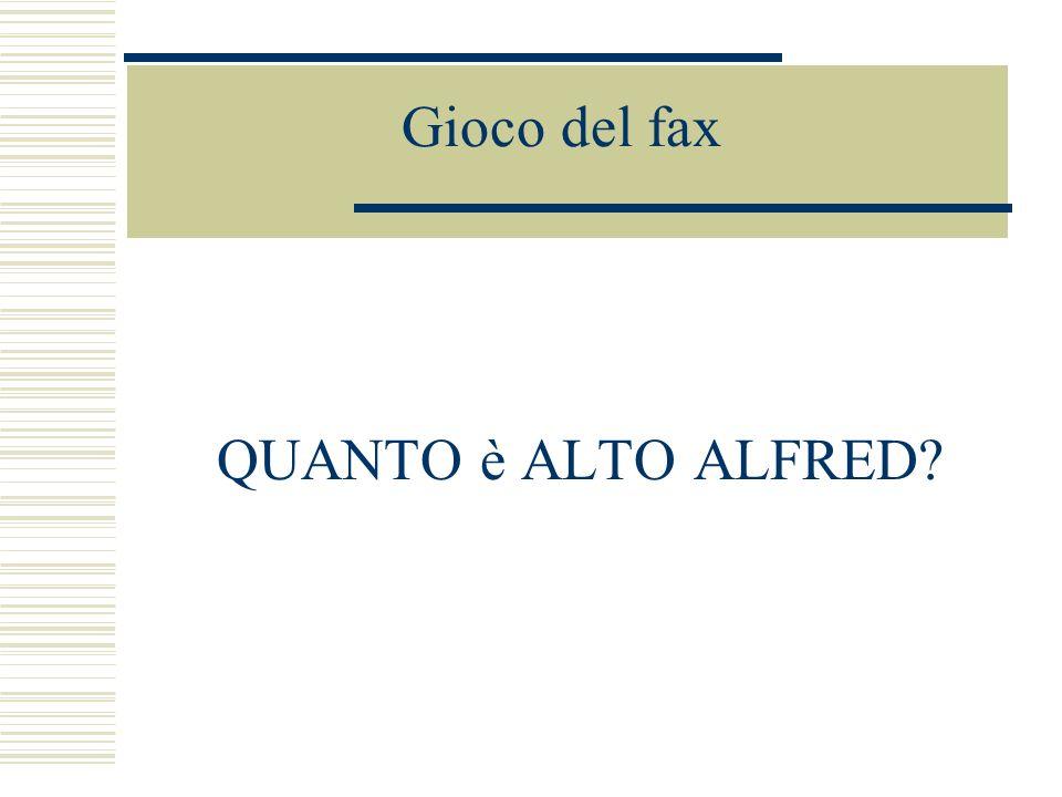 Comunichiamo…per l ultima volta Dott. Ferrari Francesco 9 ottobre 2008