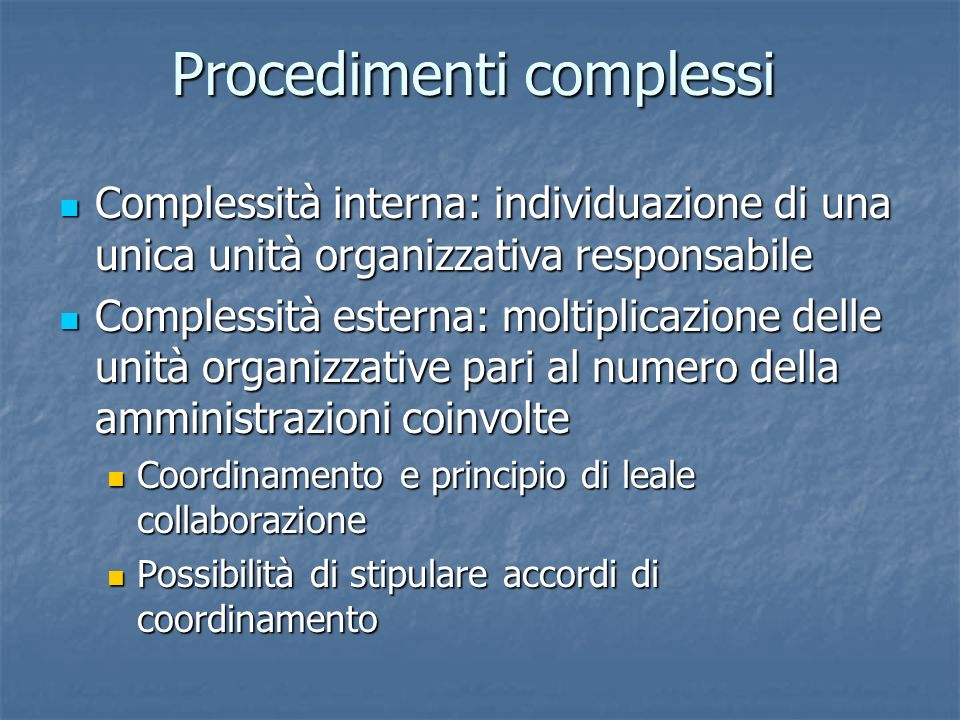 Art.5 – Responsabile del procedimento 1.