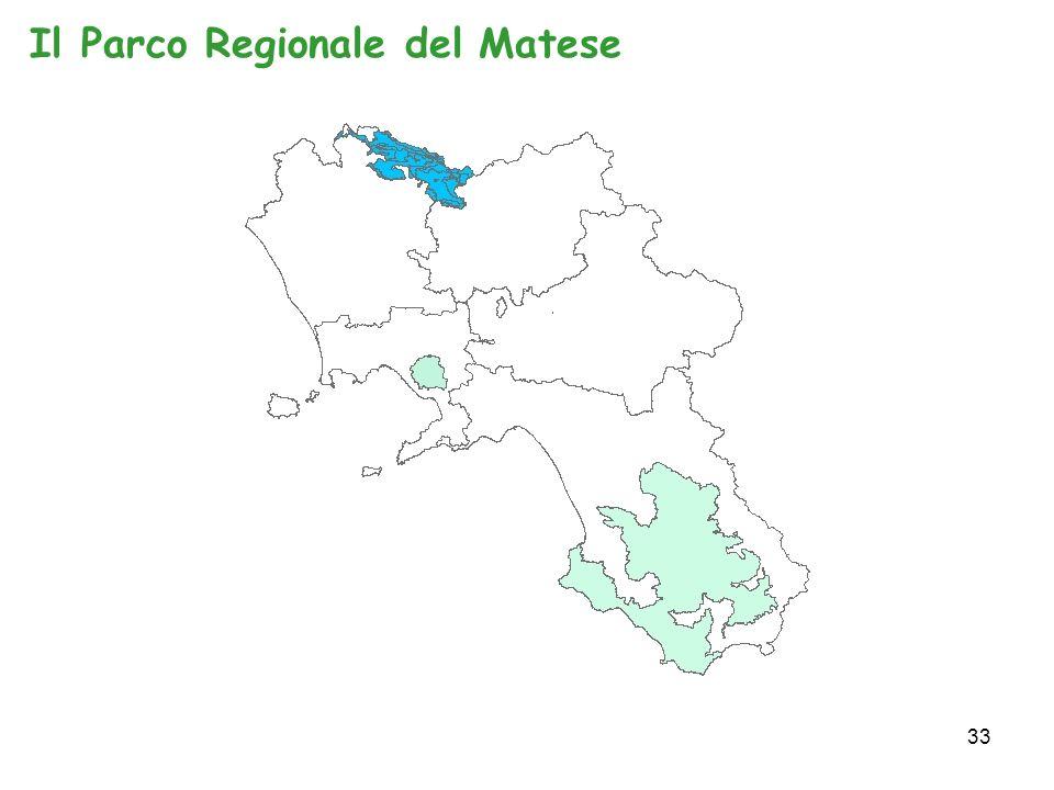 33 Il Parco Regionale del Matese