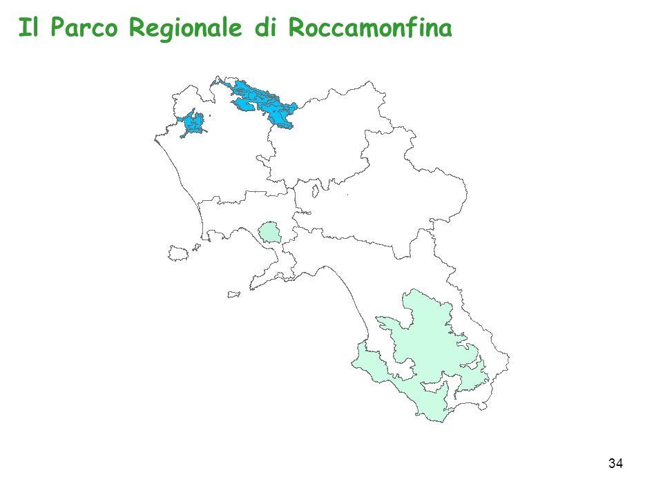 34 Il Parco Regionale di Roccamonfina