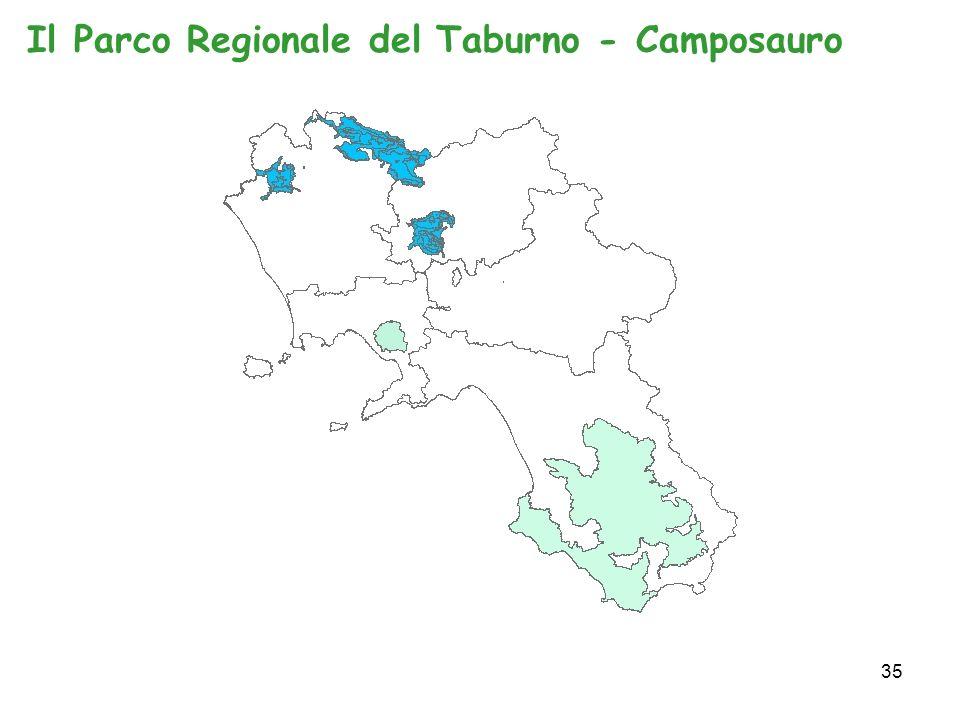35 Il Parco Regionale del Taburno - Camposauro