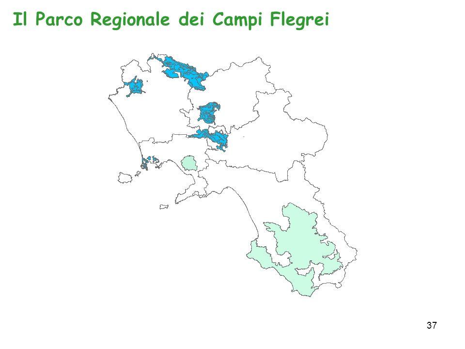 37 Il Parco Regionale dei Campi Flegrei