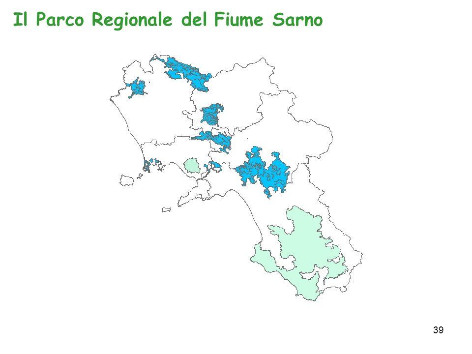 39 Il Parco Regionale del Fiume Sarno