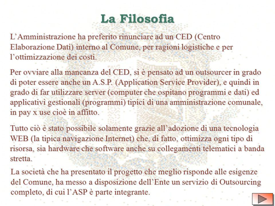 Per la realizzazione sono state interpellate ben 22 aziende italiane specializzate nel settore.