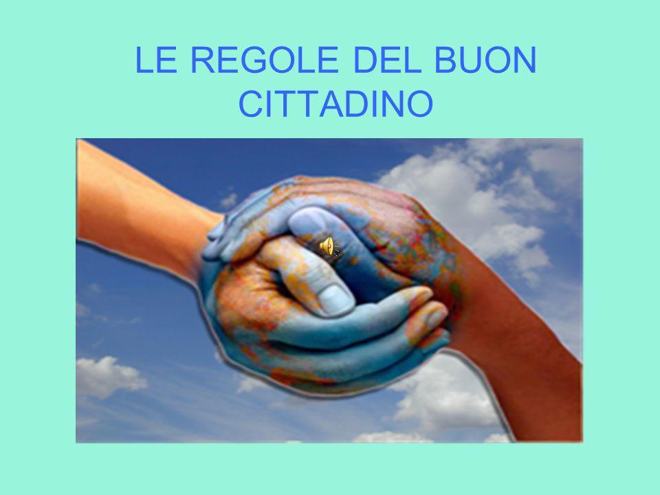 11.Se i conflitti non si riescono a risolvere, cercare aiuto nella mediazione di altri.