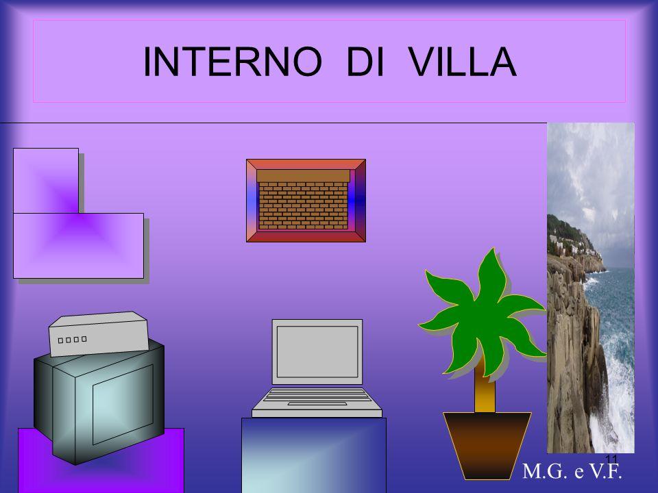11 INTERNO DI VILLA M.G. e V.F.
