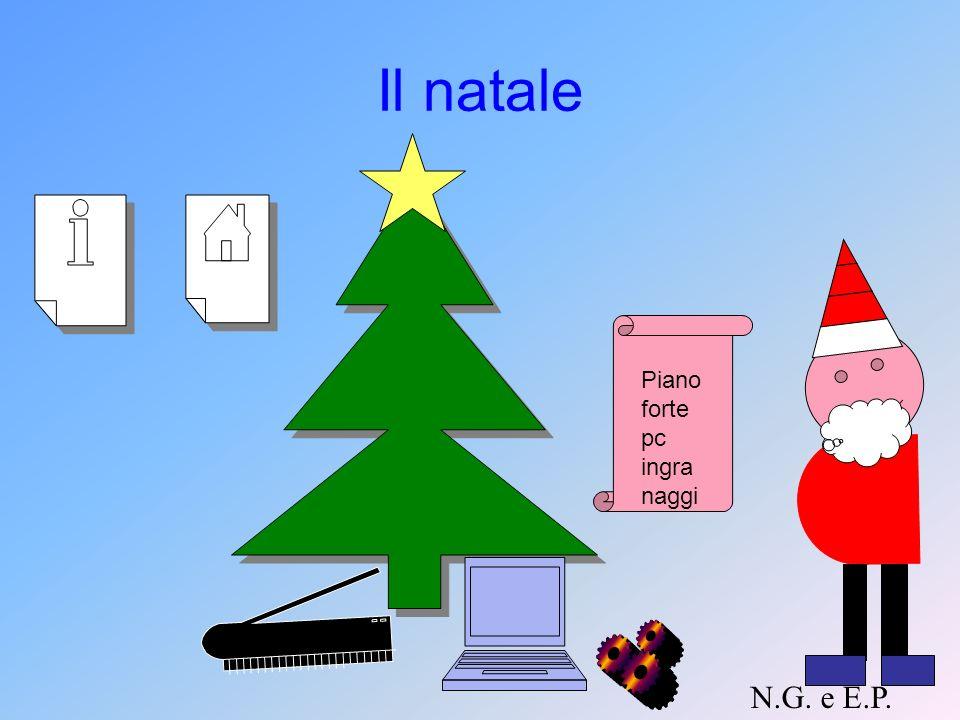 13 Il natale Piano forte pc ingra naggi N.G. e E.P.