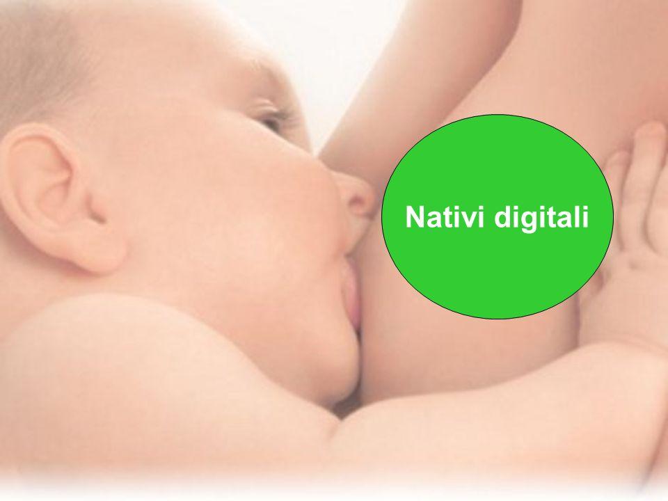 Sono soggetti attivi che contribuiscono in prima persona allo sviluppo e allarricchimento dei contenuti sul web Sono immersi nel mondo virtuale