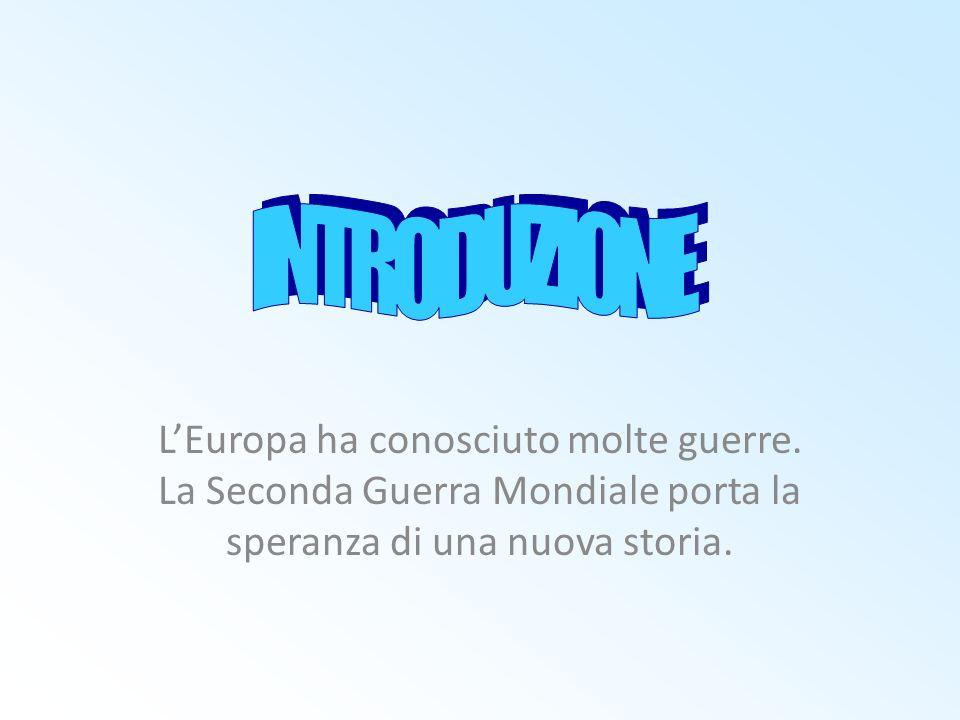 UNITI NELLA DIVERSITÁ Ecco il motto dellUnione Europea!