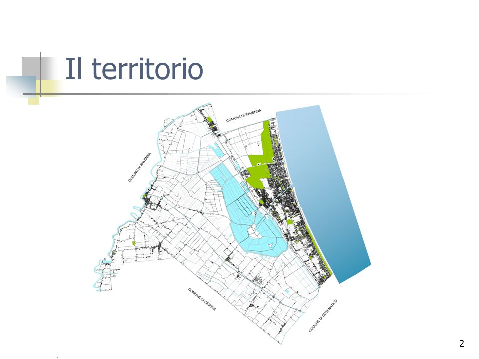 2 Il territorio