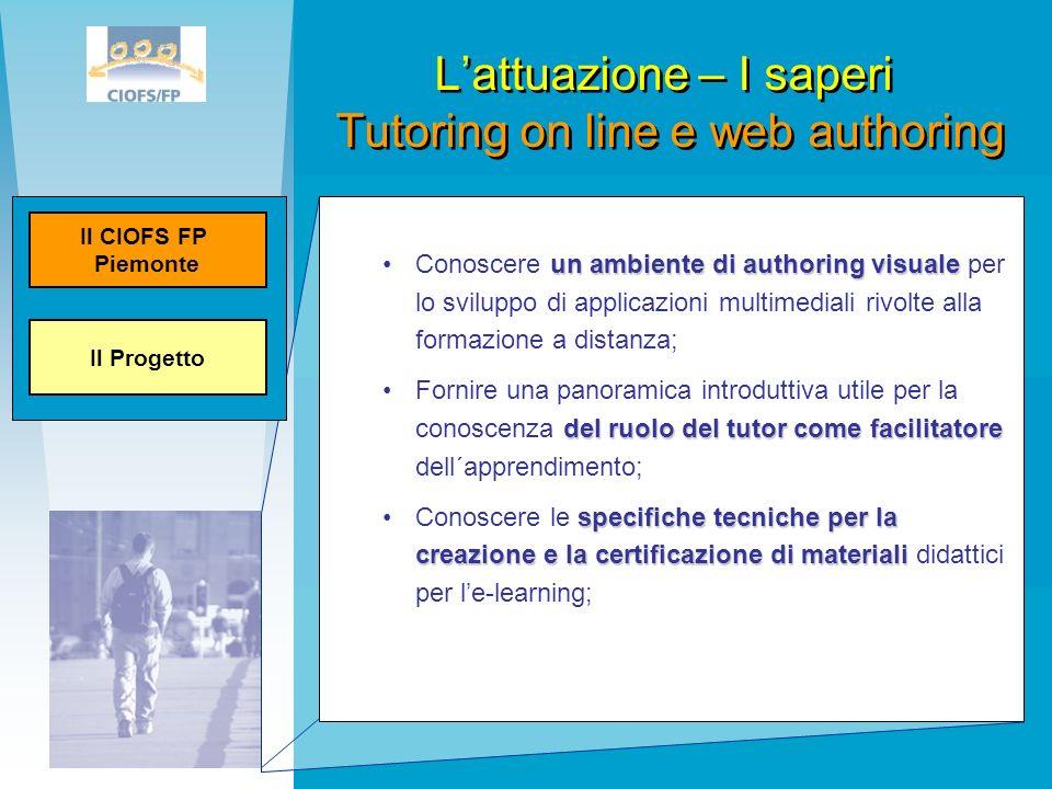 un ambiente di authoring visualeConoscere un ambiente di authoring visuale per lo sviluppo di applicazioni multimediali rivolte alla formazione a dist