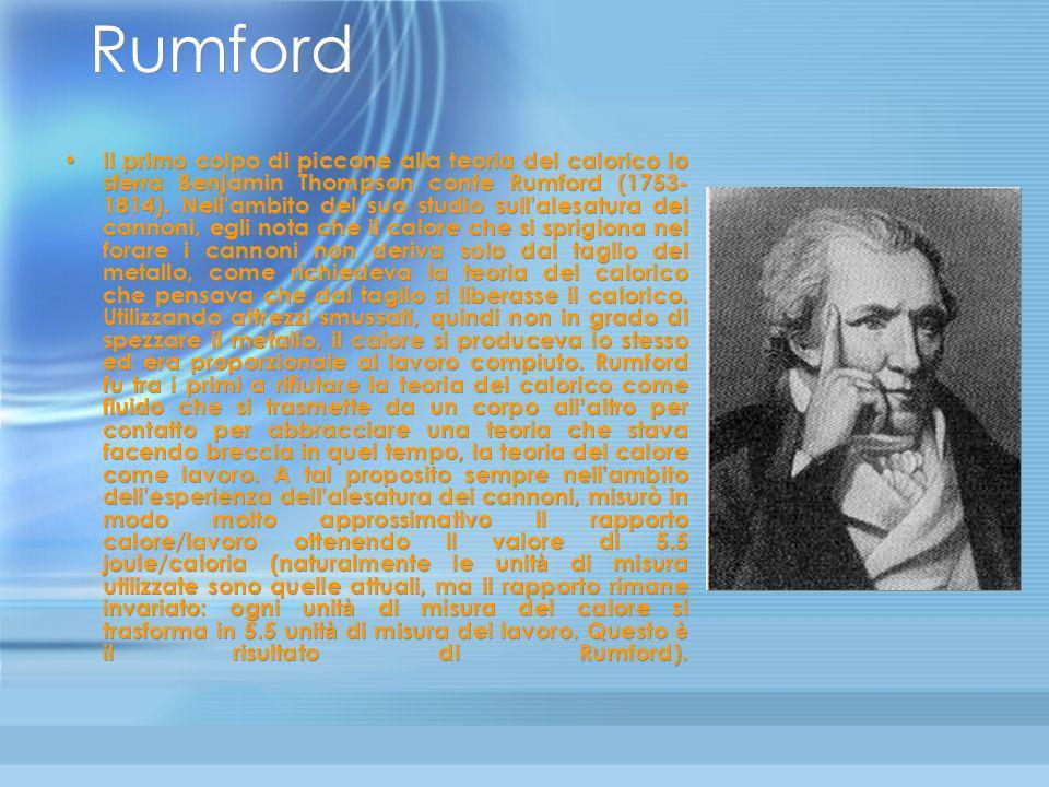 Clapeyron Fu Emil Clapeyron (1799-1864) che nel 1834 riprese il lavoro di Carnot evitandogli l'oblio e traducendo in forma matematica le argomentazion
