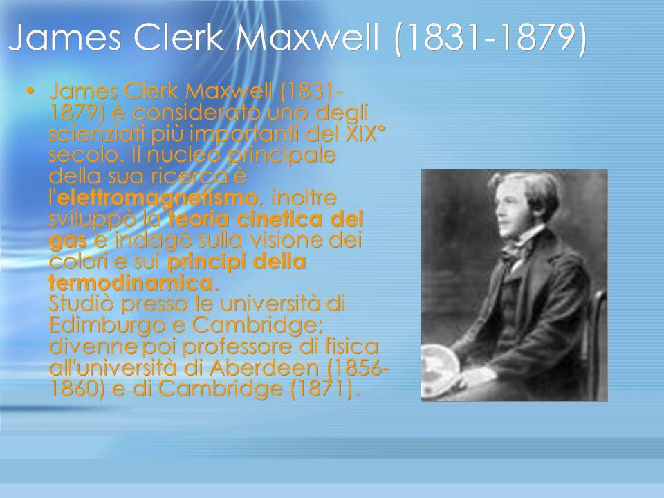 La teoria cinetica: Clausius Rudolph Clausius formula nel 1857 laTeoria cinetica dei gas che riassume, razionalizza ed estende formulazioni precedenti