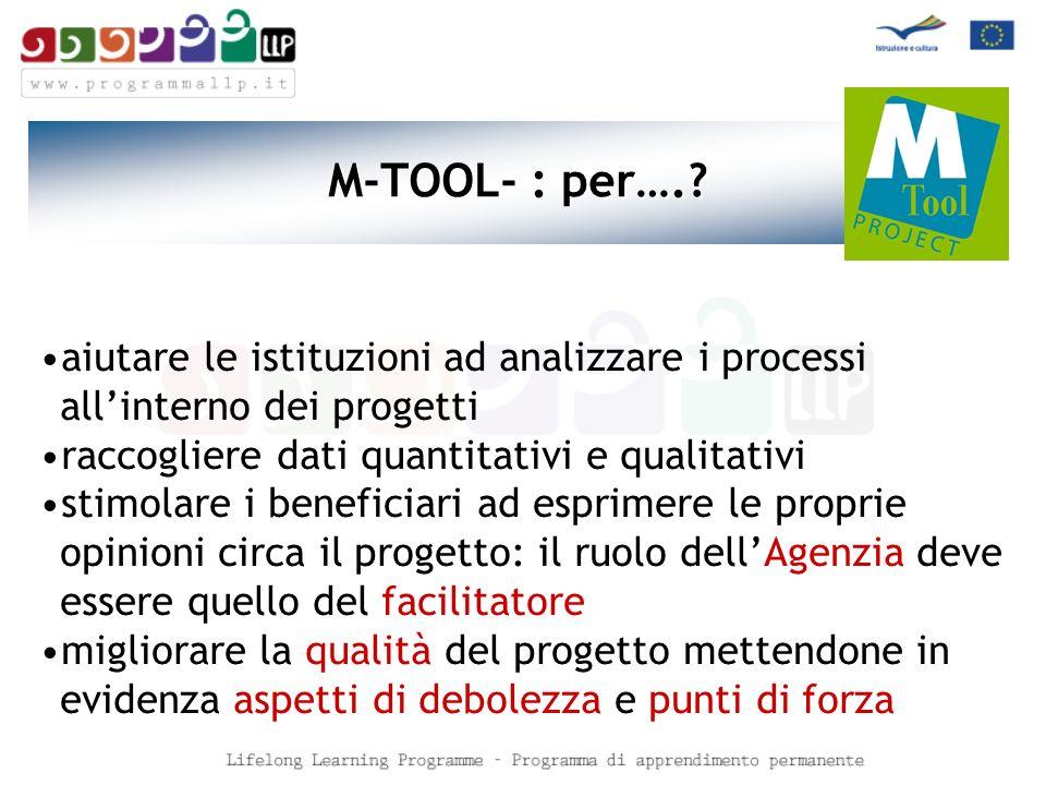 M-TOOL- : per…..