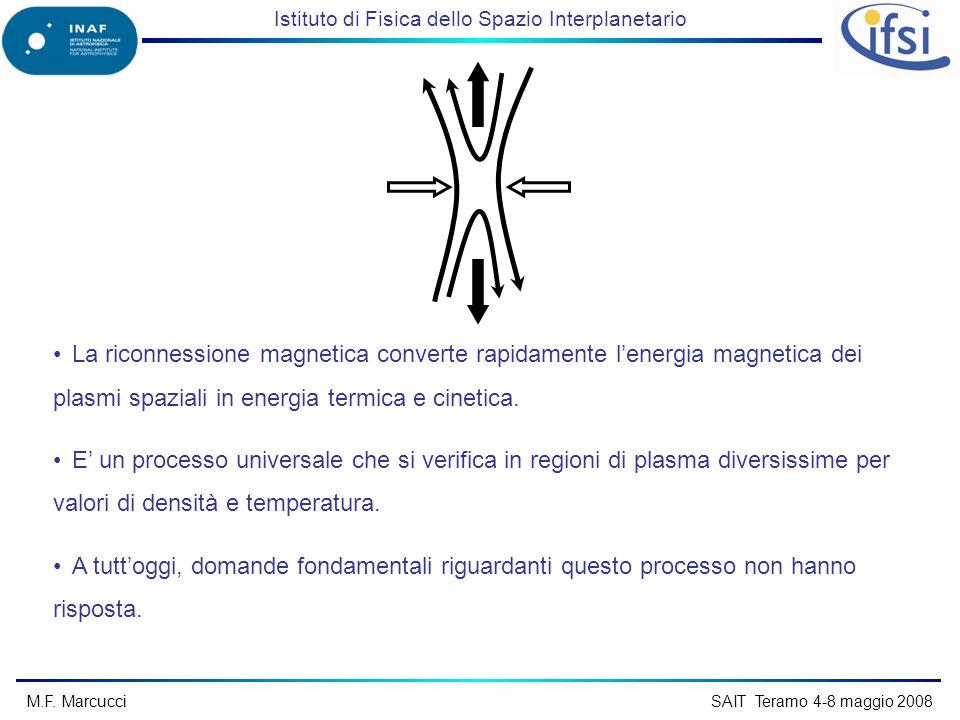 Istituto di Fisica dello Spazio Interplanetario M.F.