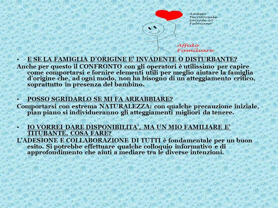 A CHI RIVOLGERSI??.AMBITO TERRITORIALE SOCIALE 10 – FABRIANO Piazza del Comune, 1 – Fabriano Tel.