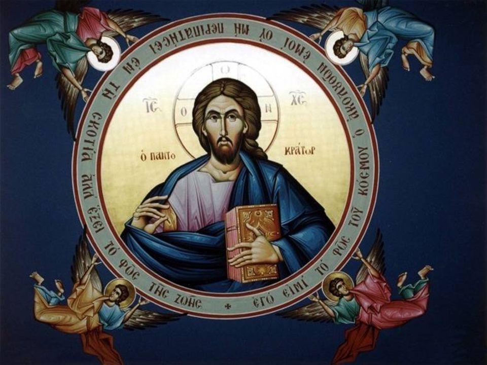 <<pienezza>> Cristo è immagine piena della divinità, non è simbolo ma presenza che si manifesta.
