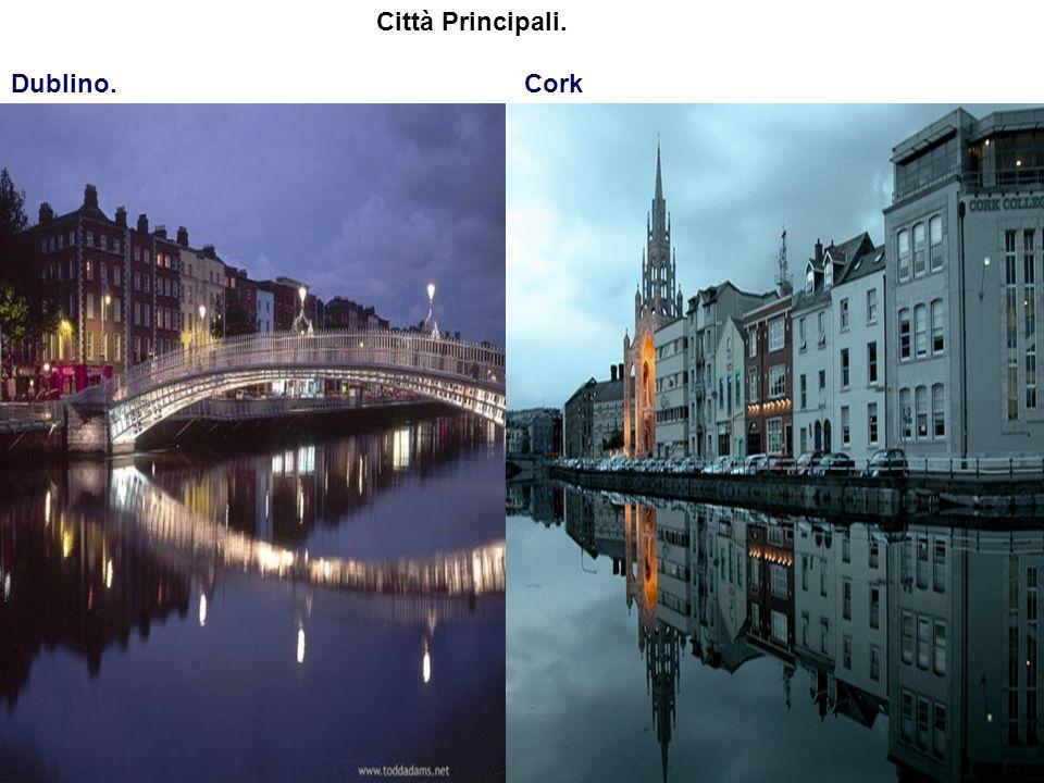 Città Principali. Dublino.Cork
