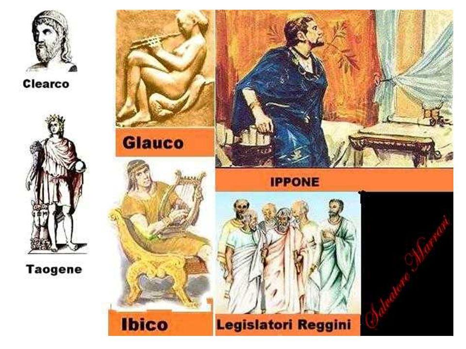 Anassilao Tra i personaggi della Magna Grecia di Calabria, Anassilao fu certamente un tiranno potente ed incisivo.