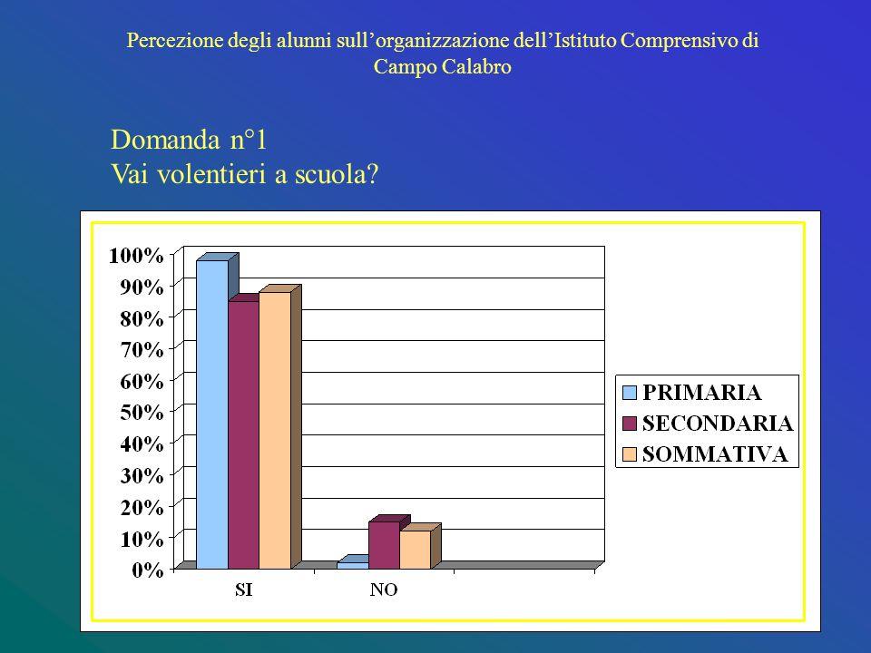 Domanda n° 9 Ritieni soddisfacente lattività svolta dai collaboratori del D.S..