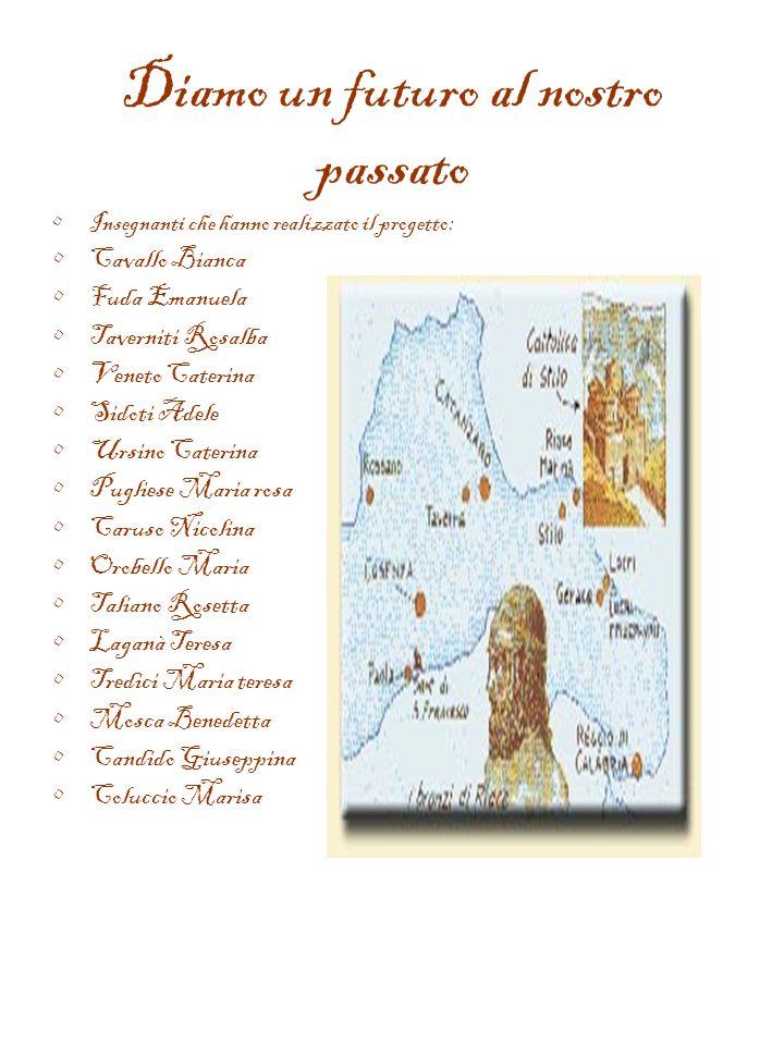 Il Cenobio, l unico in Italia fondato dai monaci del monte Athos (in Grecia) e di cui rimangono soltanto i ruderi, si trova ai piedi del monte Consolino nelle Serre (tra le valli delle fiumare Assi e Stilaro) ed è dedicato a San Giovanni Theristys (il Mietitore).
