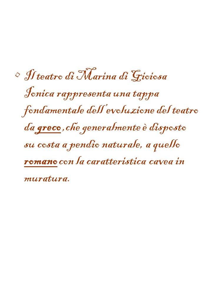 Lorenzo e la sua data di costruzione risale al II-III secolo d.C. I lavori per lesumazione sono stati lunghi e svolti ad intervalli. Iniziarono nel 19
