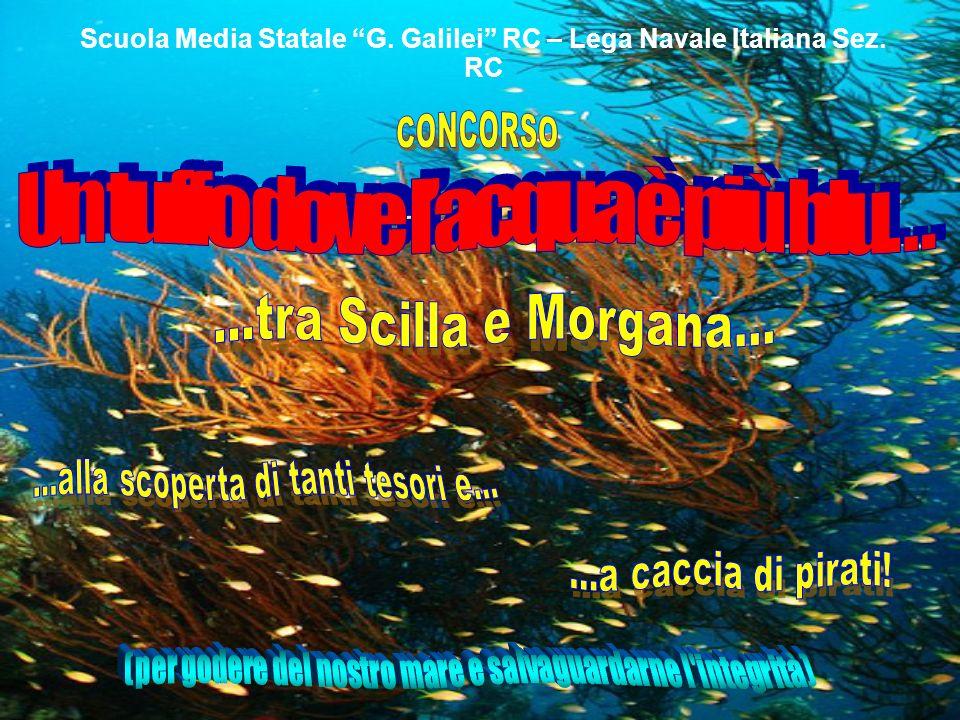 Scuola Media Statale G. Galilei RC – Lega Navale Italiana Sez. RC