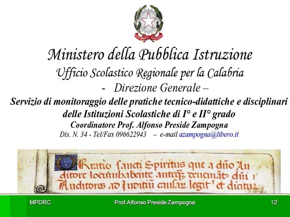 MPDRCProf.Alfonso Preside Zampogna12