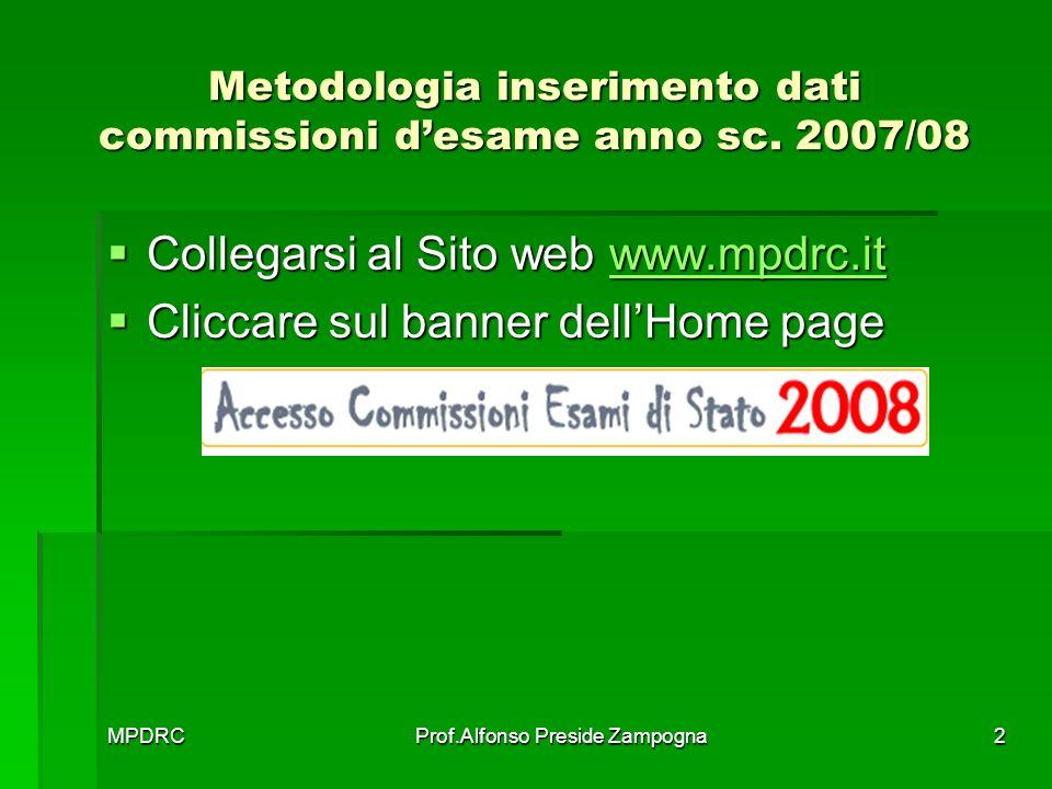 MPDRCProf.Alfonso Preside Zampogna13