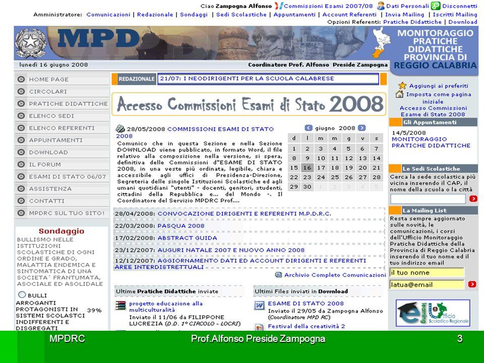 MPDRCProf.Alfonso Preside Zampogna24
