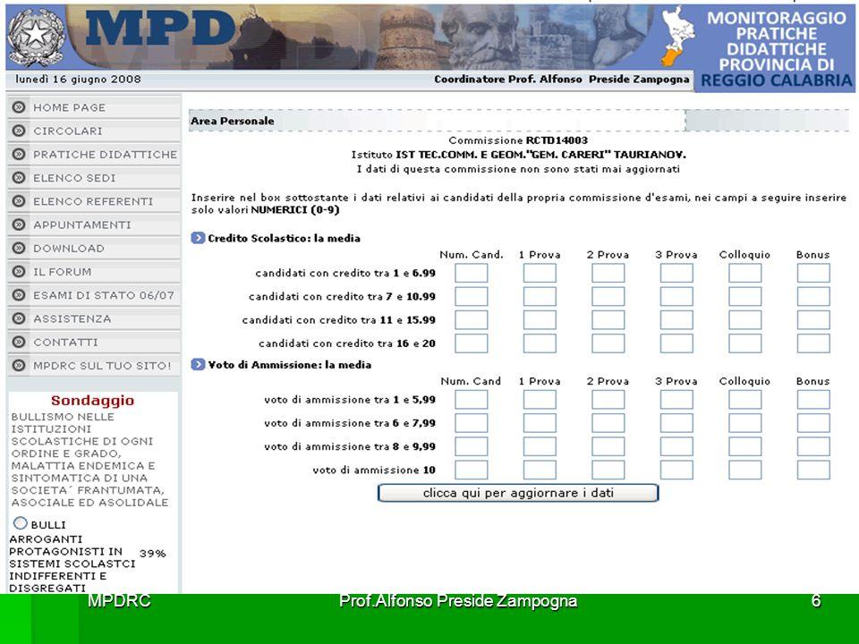 MPDRCProf.Alfonso Preside Zampogna17