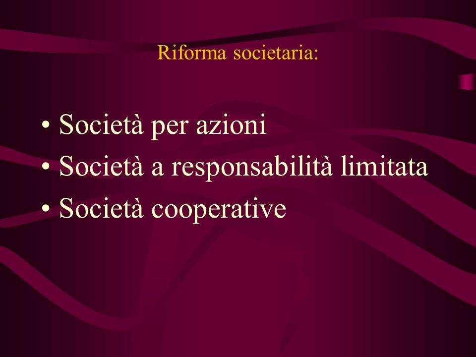 Normativa sulle Cooperative:...Legge n° 142 del 3/04/01 Legge delega n° 366 del 3/10/01 D.Lgs.