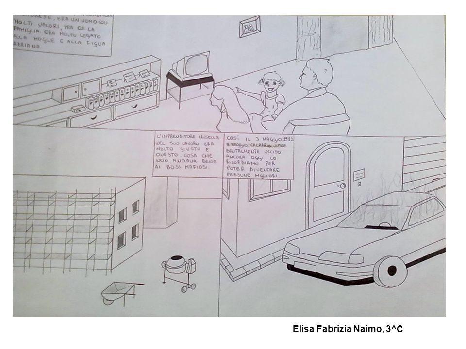 Elisa Fabrizia Naimo, 3^C