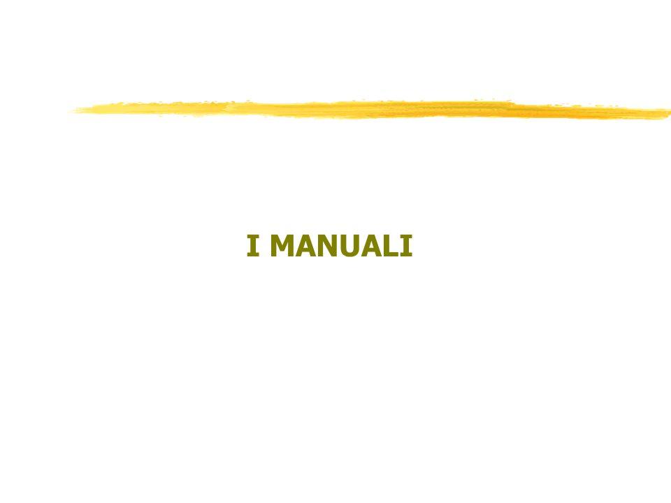 I MANUALI