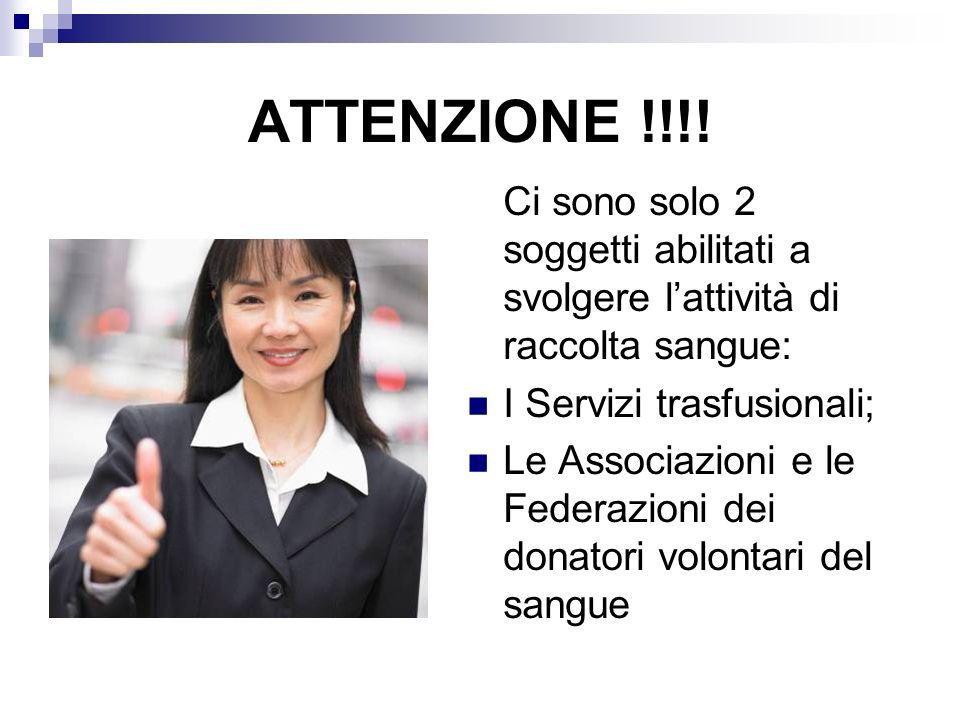 ATTENZIONE !!!.