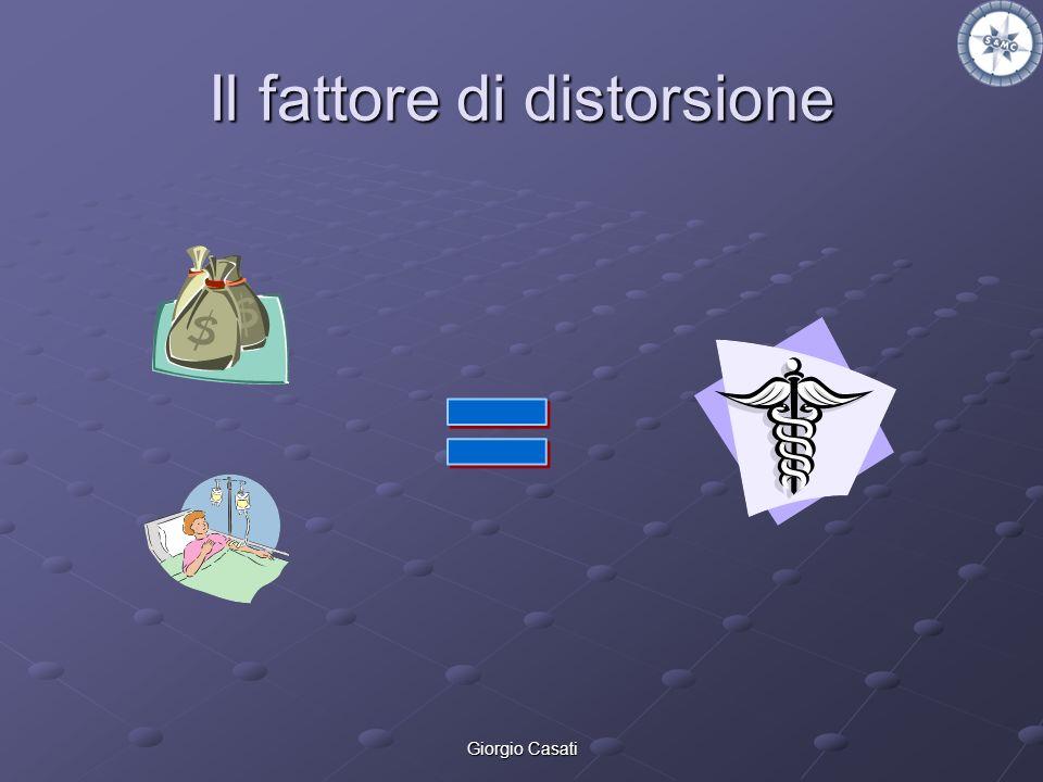 Giorgio Casati Il fattore di distorsione