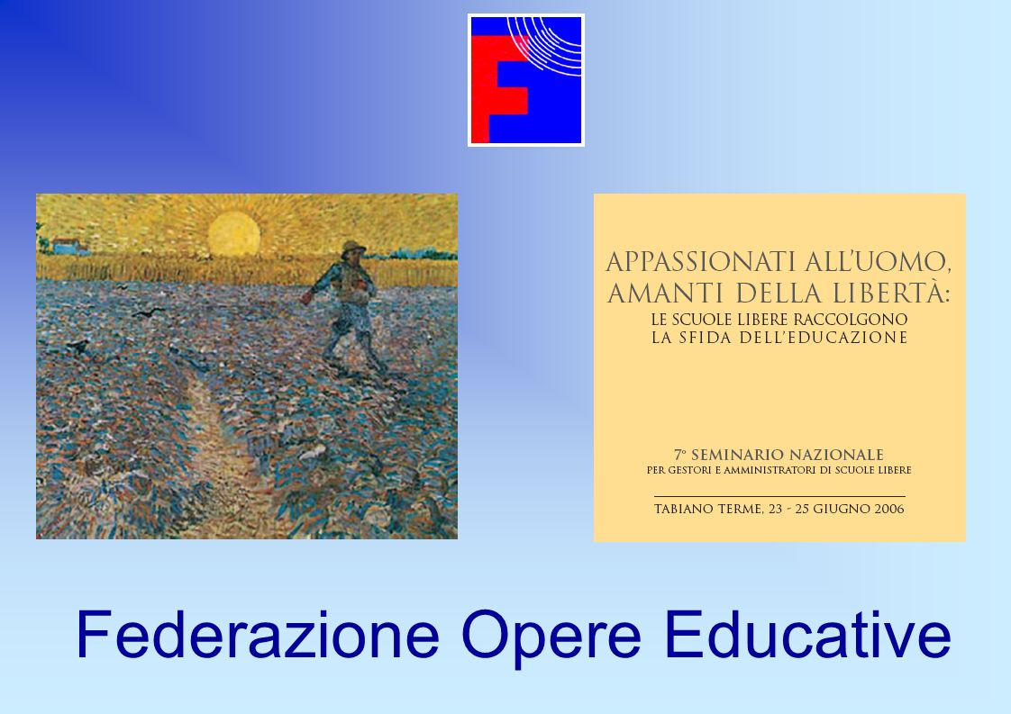 Federazione Opere Educative