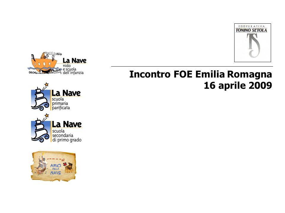 Incontro FOE Emilia Romagna 16 aprile 2009