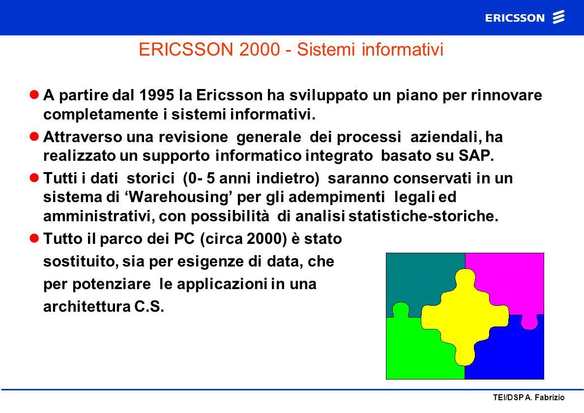 Convegno ANUIT Milano 19 Aprile 1999-Rev.A TEI/DSP A.