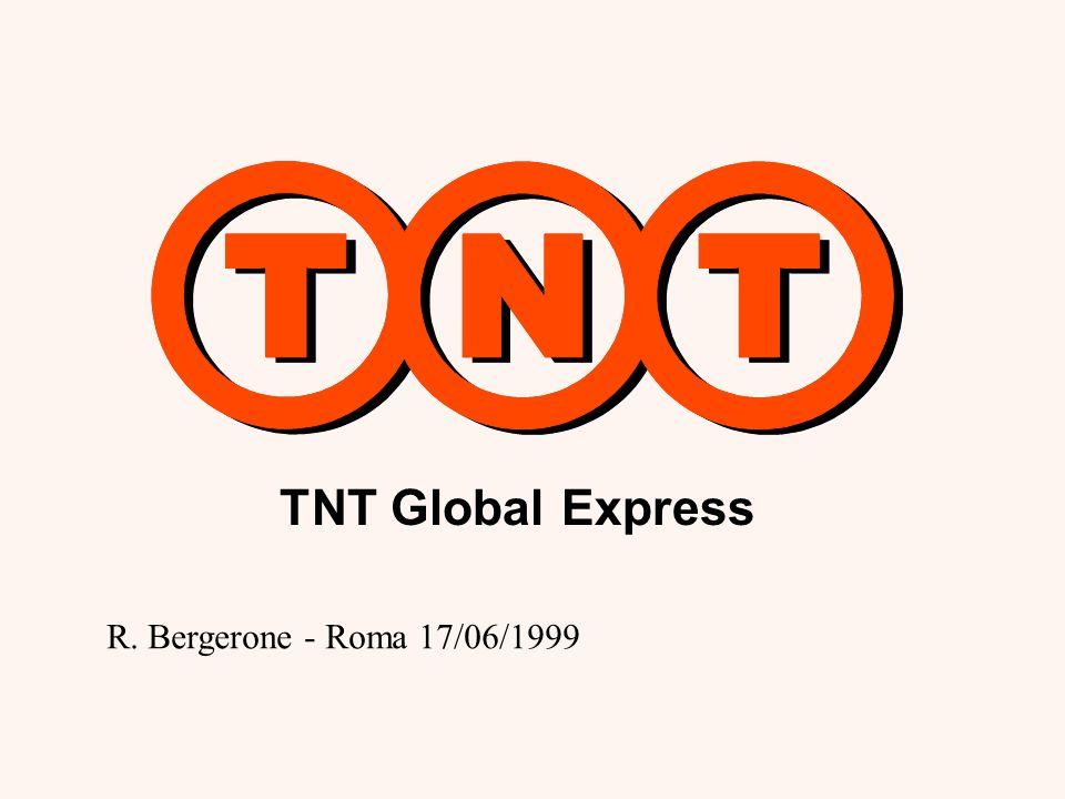 TNT Global Express R. Bergerone - Roma 17/06/1999